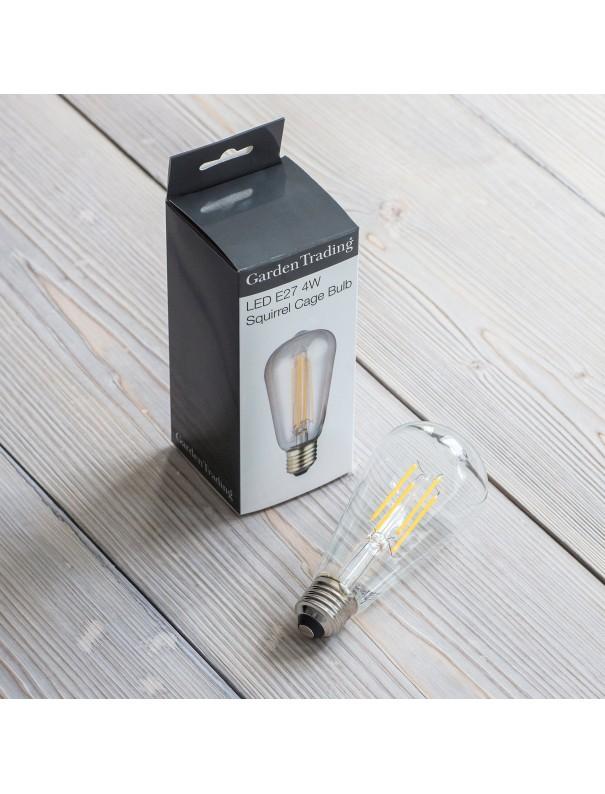 Ampoule E27  LED 4W