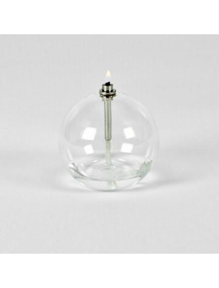 Lampe à huile sphère -...