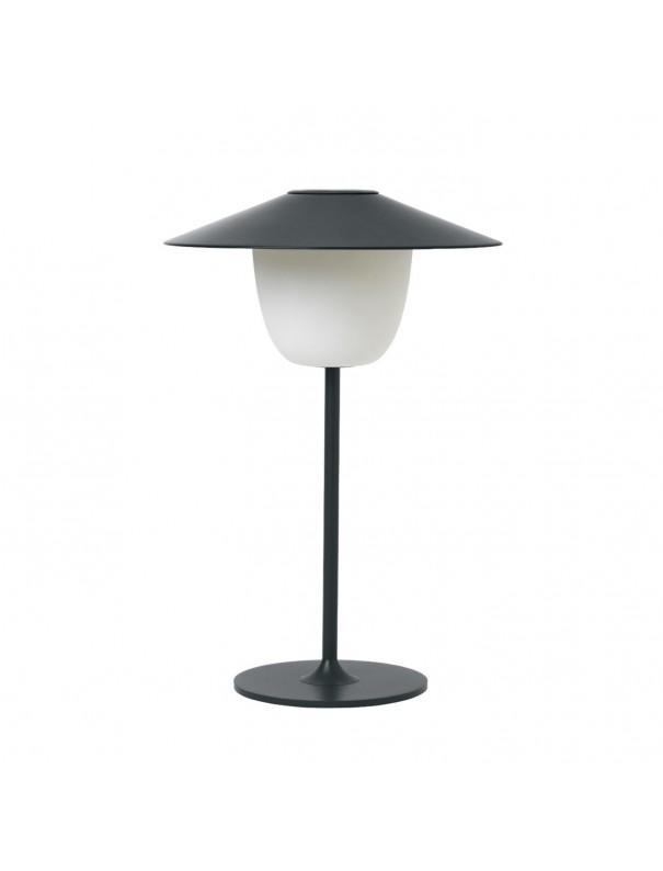 Lampe nomade Ani Lamp NOIRE