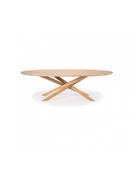 TABLE BASSE MIKADO EN CHENE...