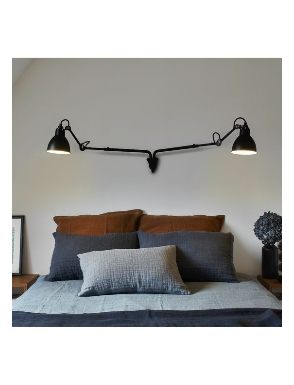 APPLIQUE MURALE LAMPE GRAS N°203 -...