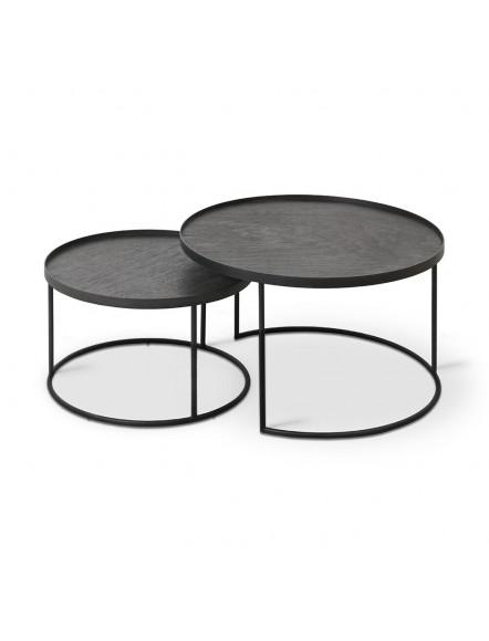 SET DE 2 TABLES BASSES...