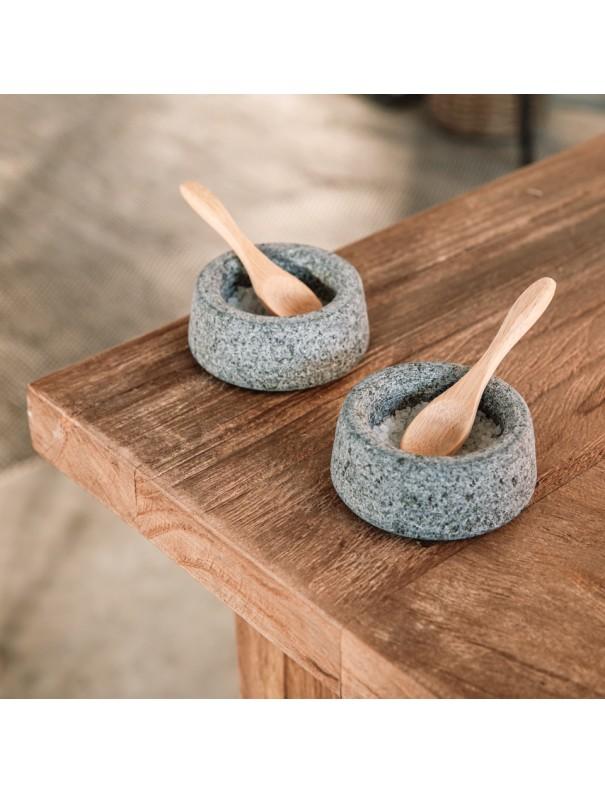 Duo Sel et poivre granite