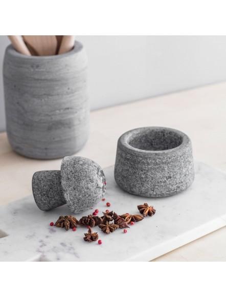 Mortier granite